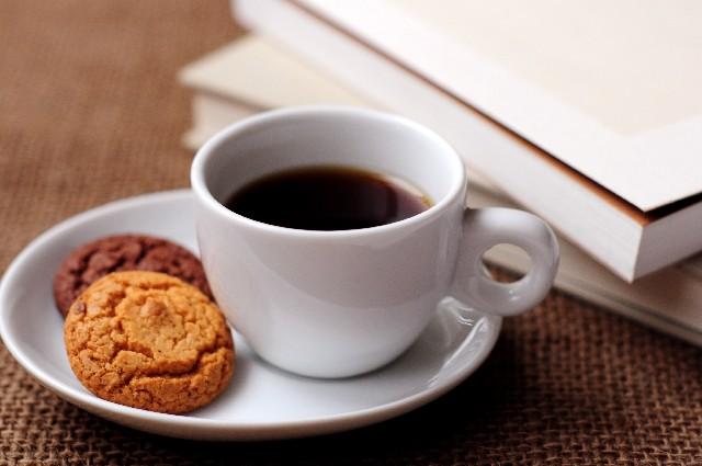 コーヒーの話題は結構使えます。
