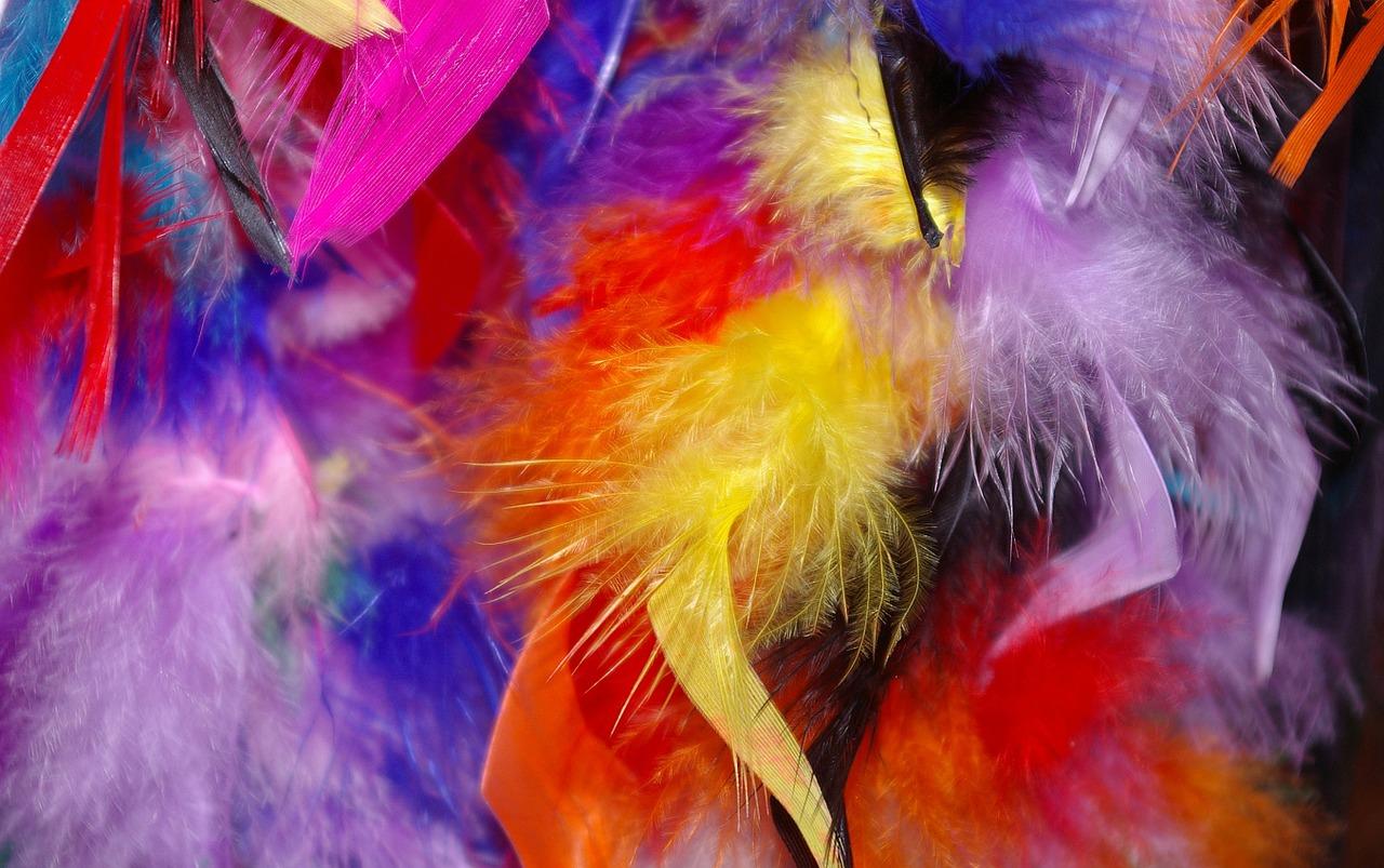色は人の行動特性を表します